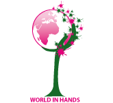 World In Hands-Tree